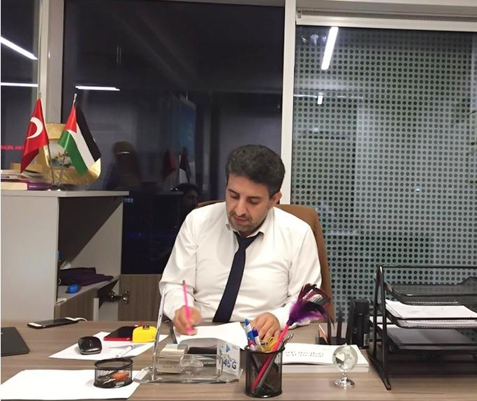 فؤاد عبد الفتاح بدوي مؤسس شركة بوابة اسطنبول